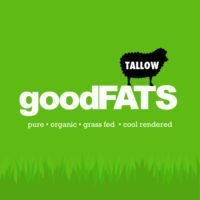 GOODfats Lamb Tallow – Premium Fat