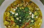 Chicken, Cashew and Pumpkin Curry Recipe